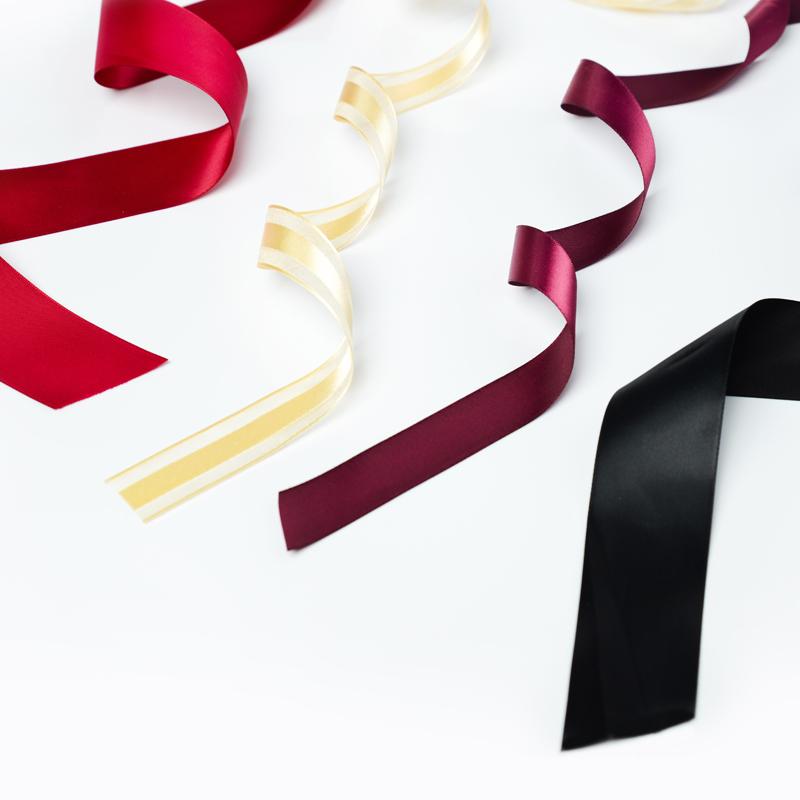 Ribbons & Cords